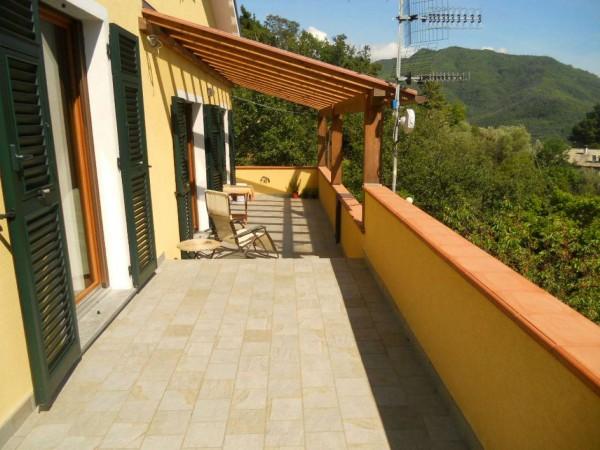 Villa in vendita a San Colombano Certenoli, Con giardino, 350 mq - Foto 11