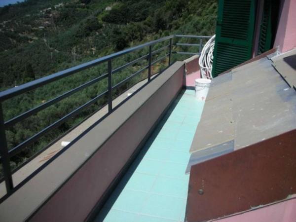 Appartamento in vendita a Sestri Levante, S.bernardo, Con giardino, 80 mq - Foto 9
