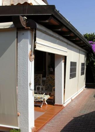 Villa in vendita a Forte dei Marmi, Centro, Arredato, con giardino, 180 mq - Foto 4