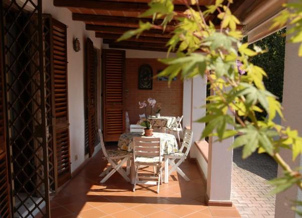 Villa in vendita a Forte dei Marmi, Centro, Arredato, con giardino, 180 mq - Foto 9