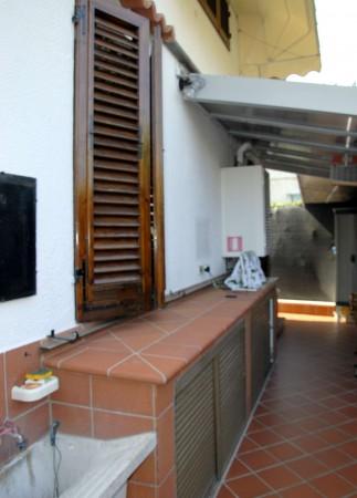 Villa in vendita a Forte dei Marmi, Centro, Arredato, con giardino, 180 mq - Foto 16
