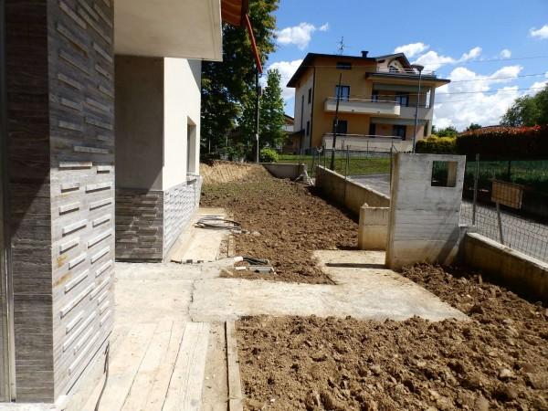 Villa in vendita a Lentate sul Seveso, Con giardino, 290 mq - Foto 20