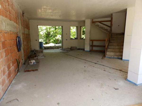 Villa in vendita a Lentate sul Seveso, Con giardino, 290 mq - Foto 19