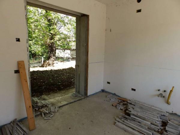 Villa in vendita a Lentate sul Seveso, Con giardino, 290 mq - Foto 15