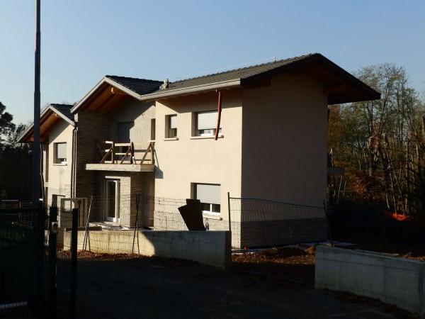 Villa in vendita a Lentate sul Seveso, Con giardino, 290 mq - Foto 2