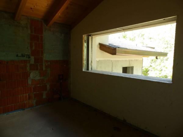 Villa in vendita a Lentate sul Seveso, Con giardino, 290 mq - Foto 11
