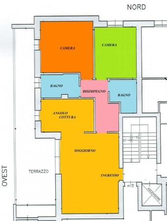 Appartamento in vendita a Padova, Voltabarozzo, Con giardino, 134 mq