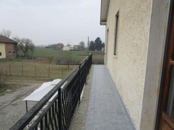 Casa indipendente in vendita a Alessandria, San Giuliano Nuovo, Con giardino, 280 mq - Foto 41