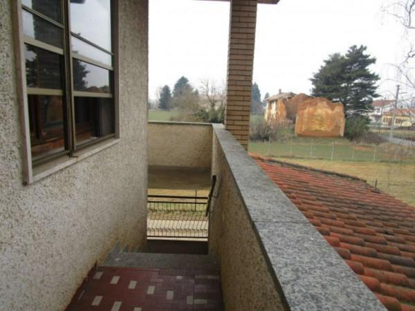 Casa indipendente in vendita a Alessandria, San Giuliano Nuovo, Con giardino, 280 mq - Foto 34