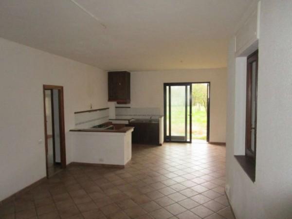 Casa indipendente in vendita a Alessandria, San Giuliano Nuovo, Con giardino, 280 mq - Foto 3