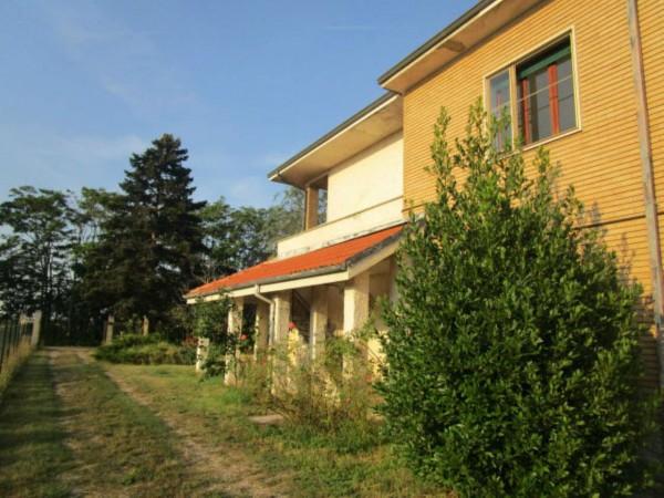 Casa indipendente in vendita a Alessandria, San Giuliano Nuovo, Con giardino, 280 mq - Foto 28
