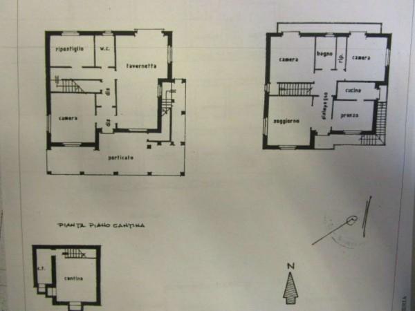 Casa indipendente in vendita a Alessandria, San Giuliano Nuovo, Con giardino, 280 mq - Foto 31