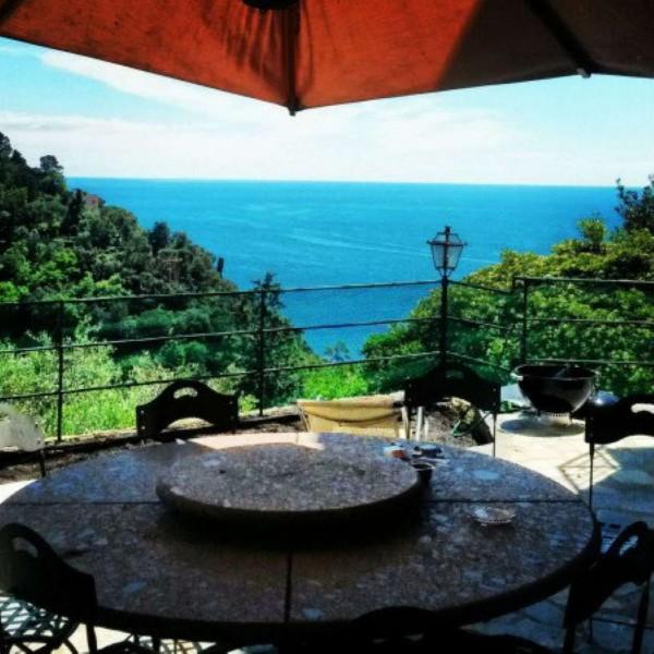 Appartamento in vendita a Zoagli, S.ambrogio, Arredato, con giardino, 110 mq