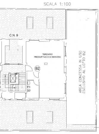 Ufficio in affitto a Orbassano, Strada Rivalta, Con giardino, 75 mq - Foto 2