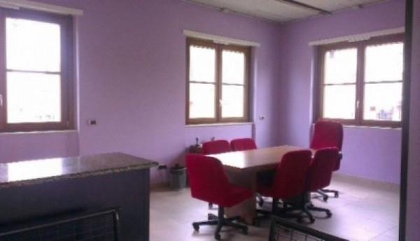 Ufficio in affitto a Orbassano, Strada Rivalta, Con giardino, 75 mq