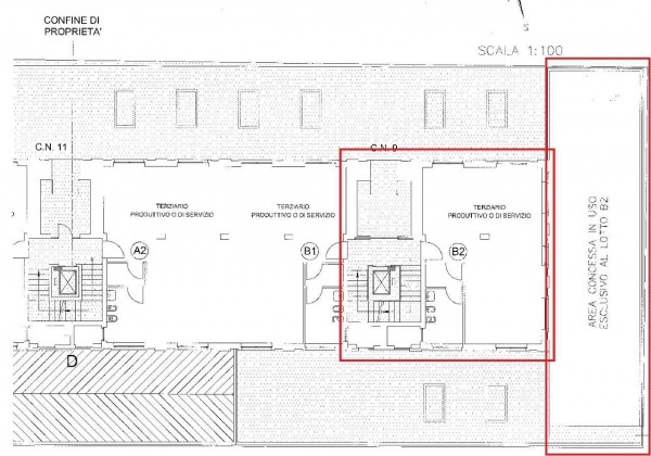 Ufficio in affitto a Orbassano, Strada Rivalta, Con giardino, 75 mq - Foto 4