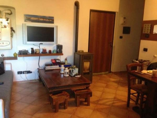 Appartamento in vendita a Arcola, Arredato, con giardino, 65 mq