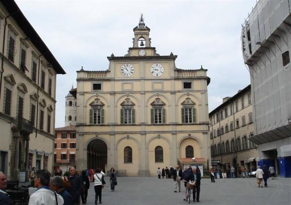 Villetta a schiera in vendita a Città di Castello, Madonna Del Latte, 380 mq - Foto 3