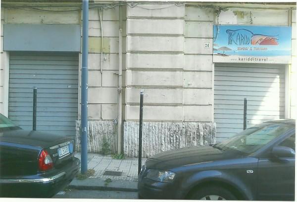 Locale Commerciale  in affitto a Messina, Centro, 50 mq