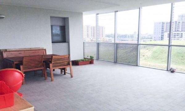 Appartamento in vendita a Milano, Con giardino, 100 mq - Foto 9