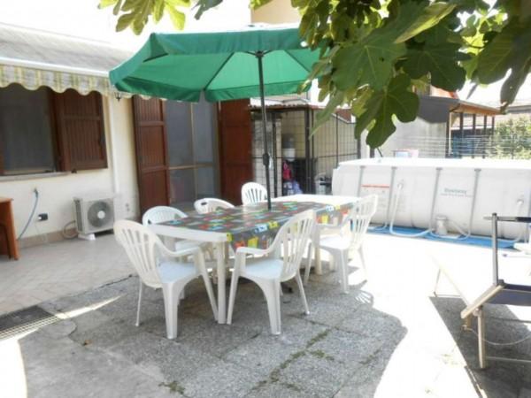 Appartamento in vendita a Monte Cremasco, Residenziale, Con giardino, 105 mq - Foto 1