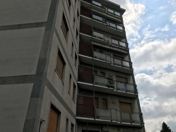 Appartamento in vendita a Monza, S. Fruttuoso, 105 mq