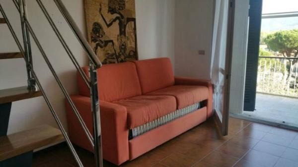 Appartamento in vendita a Ameglia, Piano Di Ameglia, Arredato, 40 mq - Foto 9