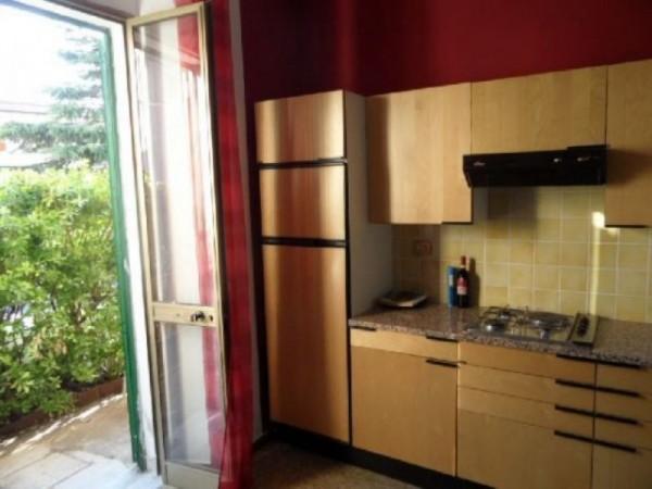 Appartamento in vendita a Ameglia, Arredato, con giardino, 55 mq