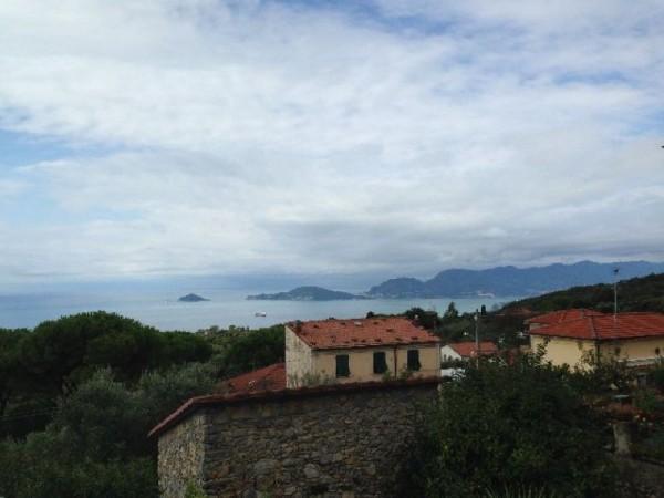 Casa indipendente in vendita a Ameglia, Montemarcello, Con giardino, 90 mq - Foto 3