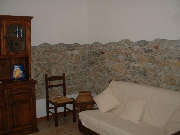 Casa indipendente in vendita a Ameglia, Montemarcello, Con giardino, 90 mq - Foto 6