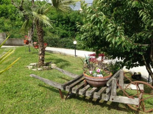 Casa indipendente in vendita a Arcola, Con giardino, 270 mq - Foto 43