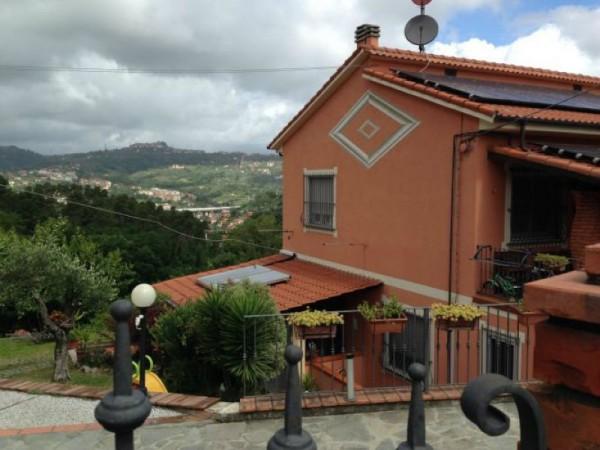 Casa indipendente in vendita a Arcola, Con giardino, 270 mq - Foto 6