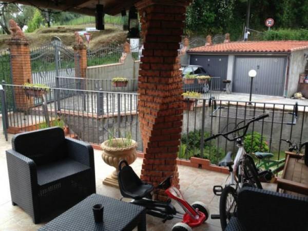 Casa indipendente in vendita a Arcola, Con giardino, 270 mq - Foto 10