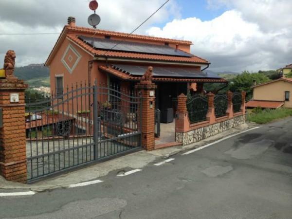 Casa indipendente in vendita a Arcola, Con giardino, 270 mq - Foto 1