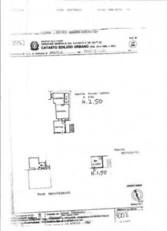 Casa indipendente in vendita a Arcola, Arredato, con giardino, 60 mq - Foto 3