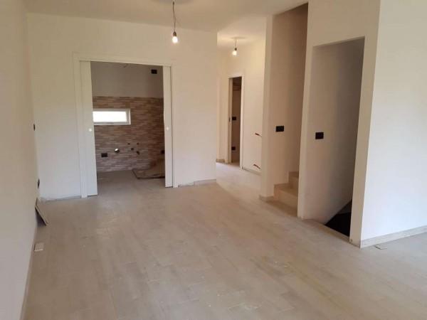 Casa indipendente in vendita a Arcola, Ressora, Con giardino, 200 mq