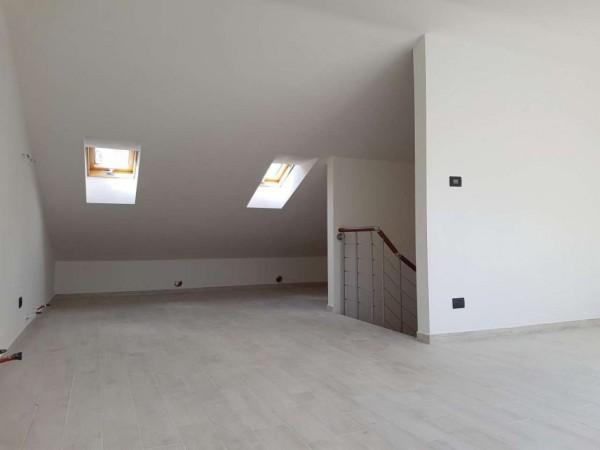 Casa indipendente in vendita a Arcola, Ressora, Con giardino, 200 mq - Foto 3