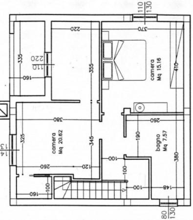 Casa indipendente in vendita a Castelnuovo Magra, Colombiera, Con giardino, 200 mq - Foto 4