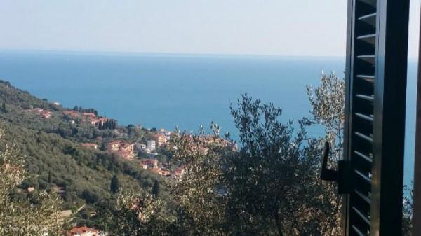 Appartamento in vendita a Lerici, La Serra, Con giardino, 60 mq