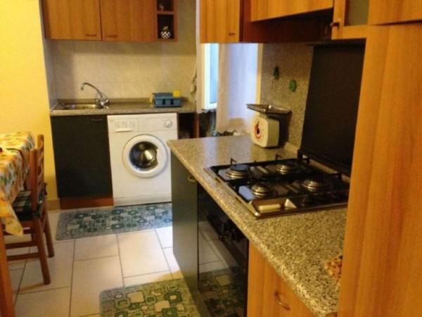 Appartamento in vendita a Santo Stefano di Magra, Arredato, 40 mq - Foto 4