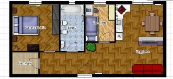 Appartamento in vendita a Sarzana, 70 mq - Foto 3