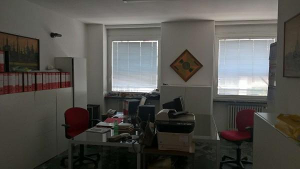 Ufficio in affitto a Milano, Repubblica, Stazione Centrale, 160 mq - Foto 2