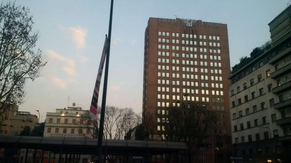 Ufficio in affitto a Milano, Repubblica, Stazione Centrale, 160 mq