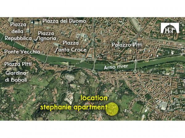 Appartamento in affitto a Firenze, Pian Dei Giullari, Arredato, con giardino, 110 mq - Foto 3