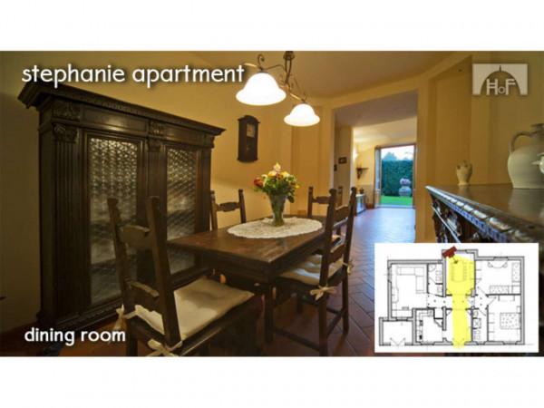 Appartamento in affitto a Firenze, Pian Dei Giullari, Arredato, con giardino, 110 mq - Foto 8