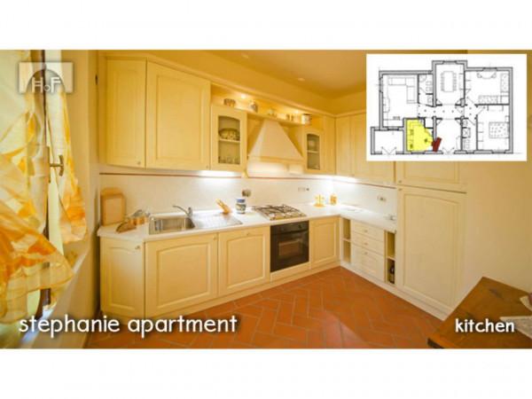 Appartamento in affitto a Firenze, Pian Dei Giullari, Arredato, con giardino, 110 mq - Foto 11