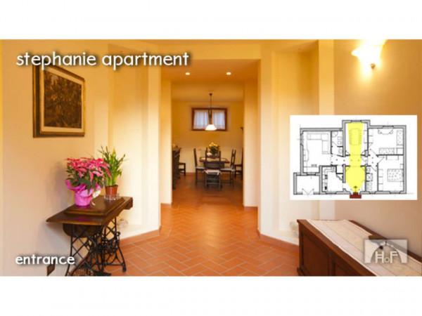 Appartamento in affitto a Firenze, Pian Dei Giullari, Arredato, con giardino, 110 mq - Foto 12