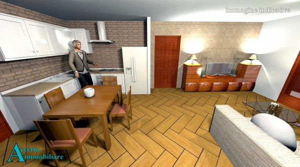 Appartamento in vendita a Taranto, Residenziale, 70 mq - Foto 17