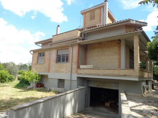 Villa in vendita a Roma, Giustiniana, Con giardino, 485 mq - Foto 12