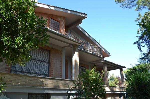 Villa in vendita a Roma, Giustiniana, Con giardino, 485 mq - Foto 11